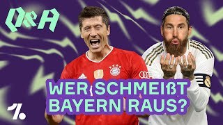 Wer kann den FC Bayern besiegen? Ist Atalanta das neue Ajax? Champions League Q&A