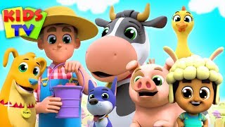 Old Macdonald Had a Farm   Baby songs   Nursery Rhymes & Kids Songs   cartoons for kids