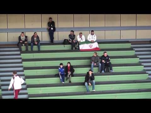 Sport adapté Coupe du monde de futsal :France vs  Iran