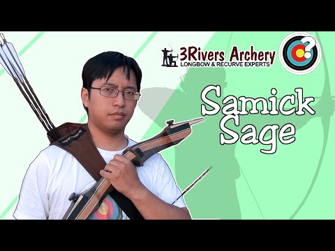 Archery | Samick Sage Review