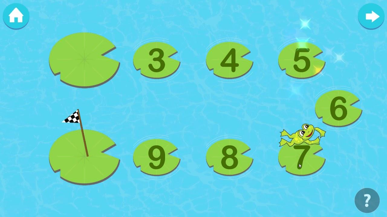 Kids Games Learning Math Basic Level 3