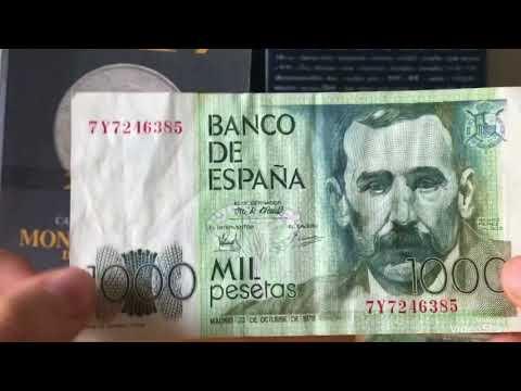 La mia collezione di banconote(RARE!!)estere e non!!