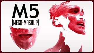 MAROON 5 - MEGA MASHUP (She Will Make Me Love Somebody)