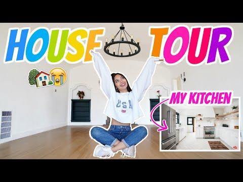 EMPTY HOUSE TOUR 2019! OMG I Bought A House!