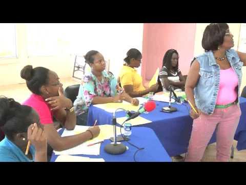 San Fernando Netball League Table Officials Training Seminar # 2 - June 21. 2014 -  Trinidad