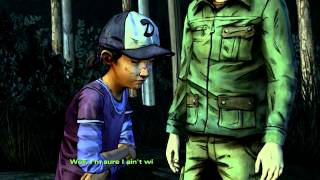 Mute Clementine - Walking Dead Game Season 2 part 3