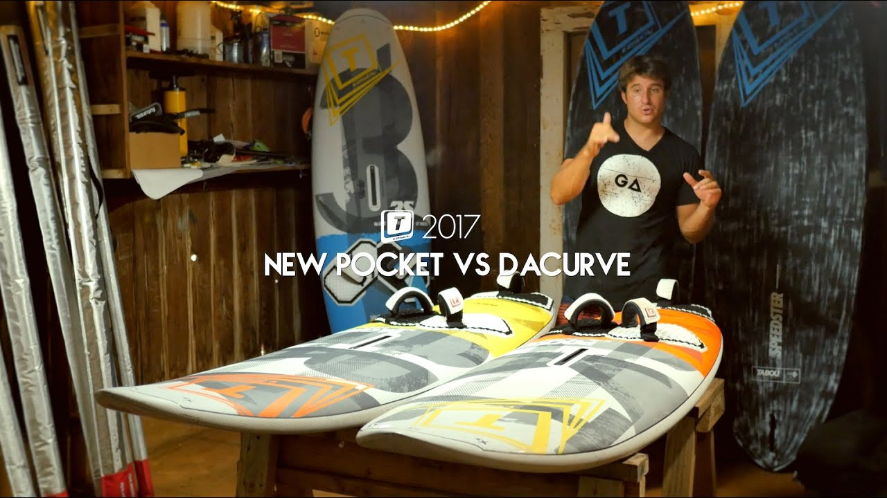 New Pocket vs Dacurve