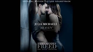 "Heaven (from ""fifty shades freed (original motion picture soundtrack) / official audio) song available on the fifty original soun..."