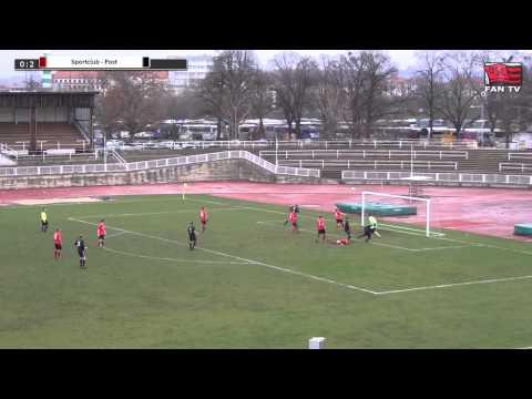 Tor: Dresdner Sportclub 1898 0:2 Post SV Dresden