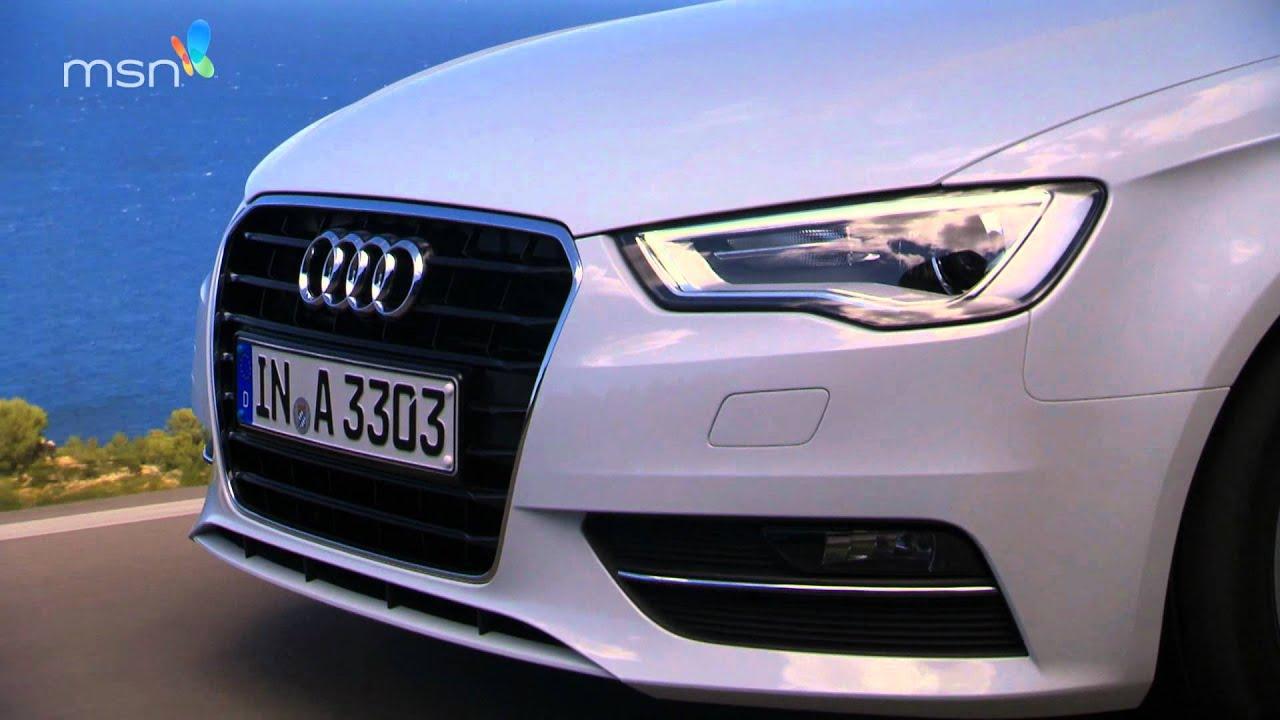 Audi A3 2012 2013 1080p Hd Msn Cars Test Drive Youtube