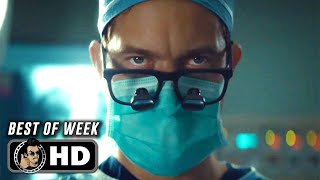 TOP STREAMING AND TV TRAILERS of the WEEK #21 (2021)