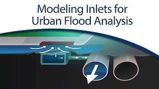 Modeling Inlets for Urban Flood Analysis