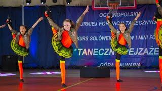 MF Uśmiech - Taneczne Pejzaże Góra Kalwaria 2019