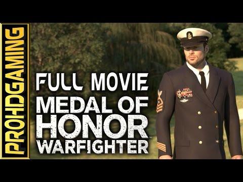 Medal of Honor Warfighter (PC) I Full Movie I Walkthrough [HD]