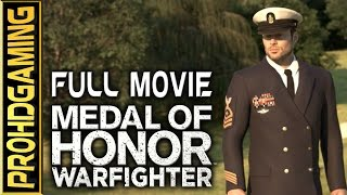 Medal of Honor Warfighter (PC) I Full Movie I Walkthrough [HD]