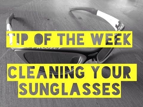 BTM's Tip Of The Week_ How To Clean Your Sunglasses