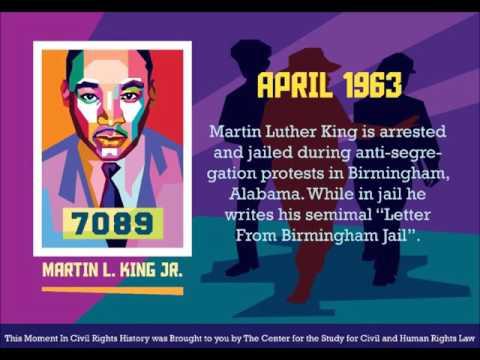 Civil Rights Art Timeline