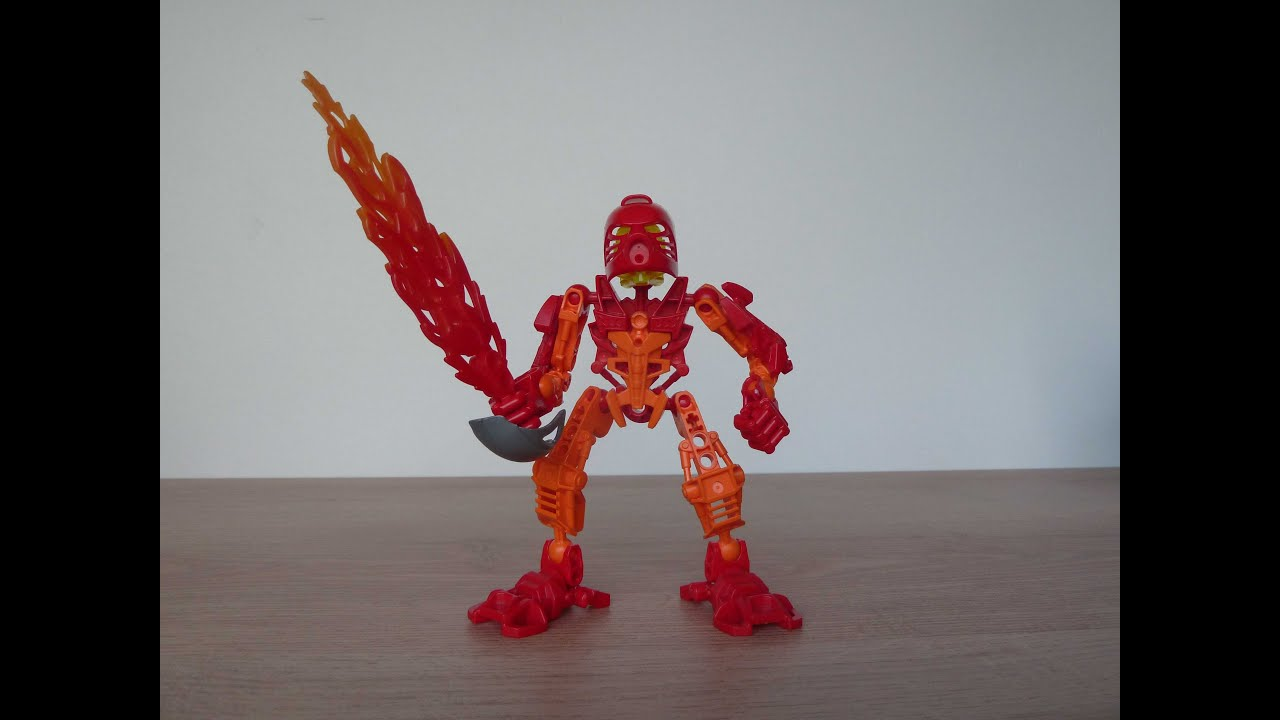 LEGO 7116 LEGO BIONICLE STARS Tahu - YouTube  LEGO 7116 LEGO ...