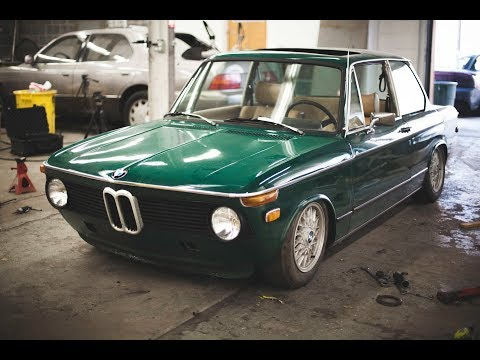 BMW 2002 Airlift Setup (Part 2)