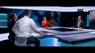 فرانس 24 – النقاش المغاربي –  08-01- 2016 – ليبيا – الجزائر - تونس