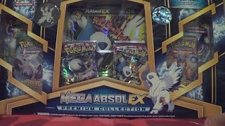 Opening a Mega Absol Box