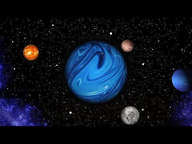 Ariana Grande - NASA [Sweetener World Tour] Backdrop