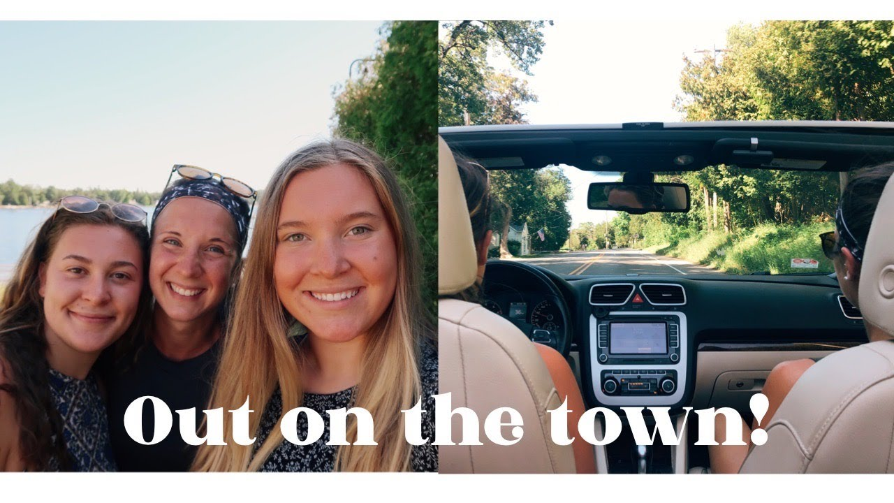 Summer is for ice cream and car rides! Summer Vlog