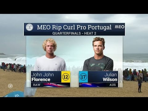 Meo Rip Curl Pro Portugal: Quarterfinals, Heat 2
