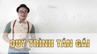 Bí quyết tán gái cùng lớp học đầu tiên Việt Nam | học cách tán gái | tán gái online | Frank Viki