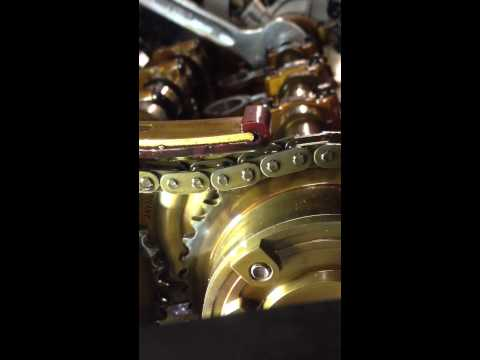 r53 timing chain guide replacement