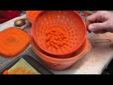 Powder Coating Boolits - Sift and dump