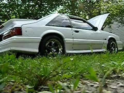 1990 mustang gt supercharged foxbody for sale or trade ...