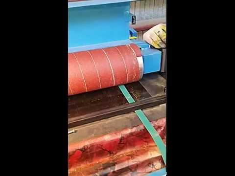 Производство плоских полиамидных ремней (зачистка)