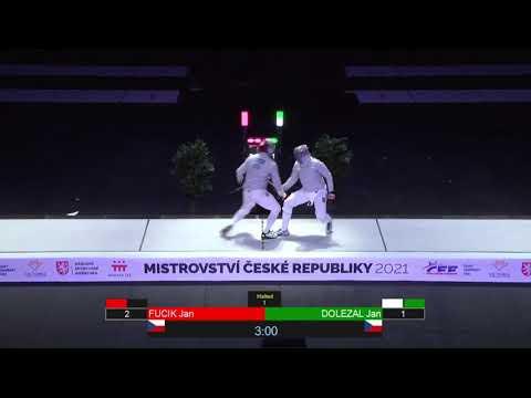 Czech Championships SMS - GOLD - Jan Doležal v Jan FučÍk