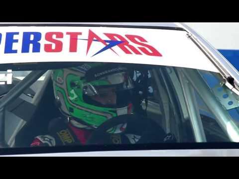 Superstars 2012 - Vitantonio Liuzzi e Mercedes-Benz C 63 AMG
