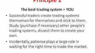 The 5 Forex Success Trading Secrets (EUR, USD, GBP and currency trading strategies)
