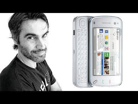 Nokia N97, de 2008 | Retro Review en español