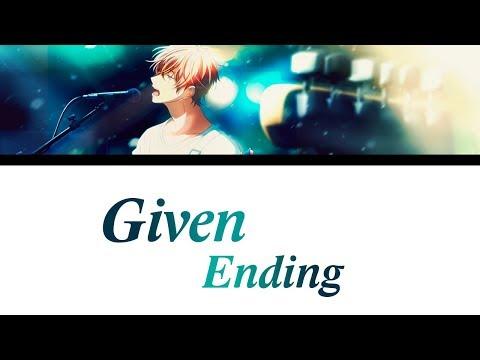 Given Ending FULL)『Marutsuke』- Mafuyu [Romaji, Español, English