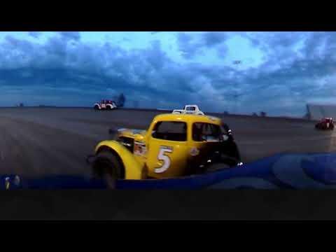 #58 Sean Johnson 360 On-Board @ Red River Valley Speedway (6/1/18)