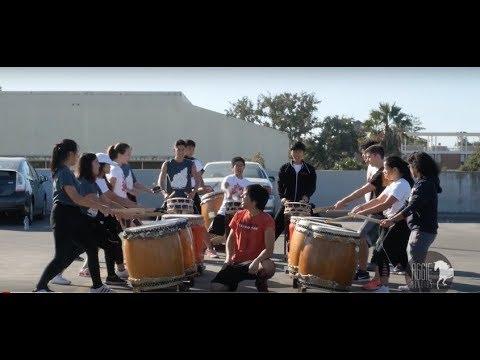 Aggie NOW Tries: Taiko Drumming!