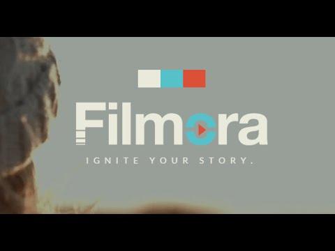 [Hindi – हिन्दी] Wondershare Filmora Video Editing Software – Installation & Setup