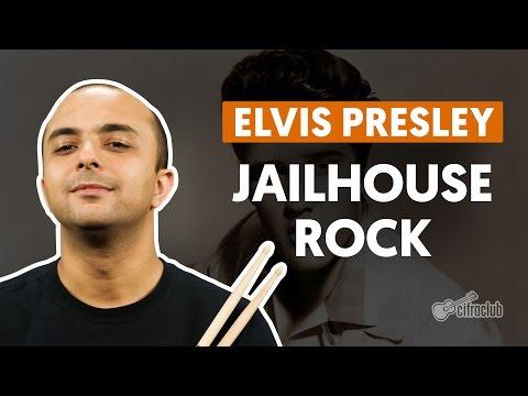 Jailhouse Rock - Elvis Presley (aula de bateria)