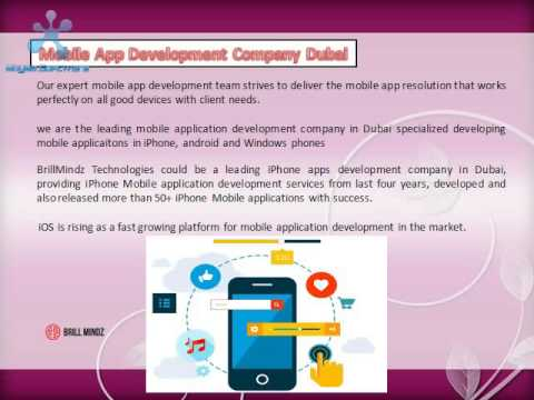 Build Mobile Apps Development in Dubai