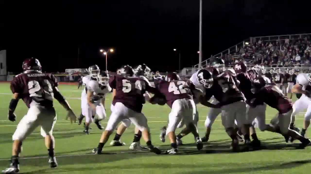 Avon VS Cal-MUM Section V Football.mov - YouTube