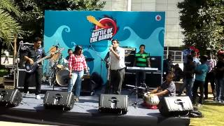 Tathastoo at the Vodafone Battle of the Bands - Ore Nil Doriya - Raag Bhupali and Yaman