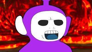 ЗОМБИ - ТЕЛЕПУЗИКИ АТАКУЮТ! - Slendytubbies 3: Multiplayer