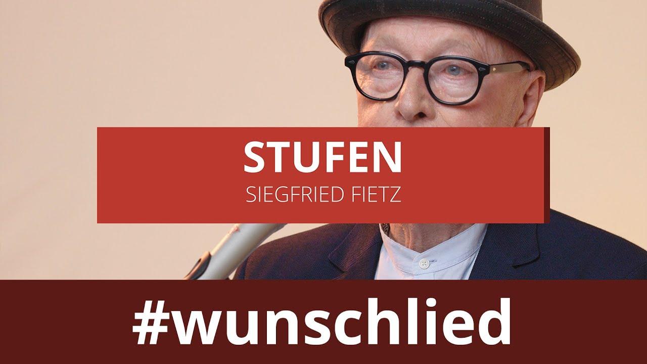 Siegfried Fietz singt 'Stufen' #wunschlied
