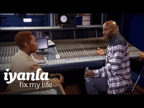 "Iyanla to DMX: ""Do You Want to Live Clean?"" 