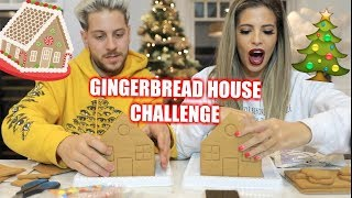 GINGERBREAD HOUSE CHALLENGE 2017