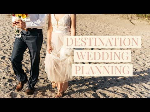 How I Planned Our Destination Wedding